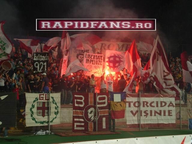 foto de la ultimul meci | Dinamo - Rapid | 1 octombrie 2006